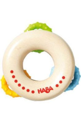 Roll Ring Clutching Toy
